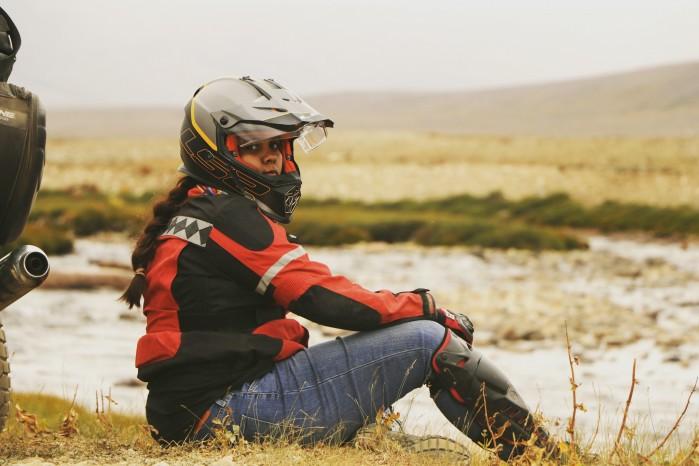 Zenith Irfan w motocyklowej podrozy 5