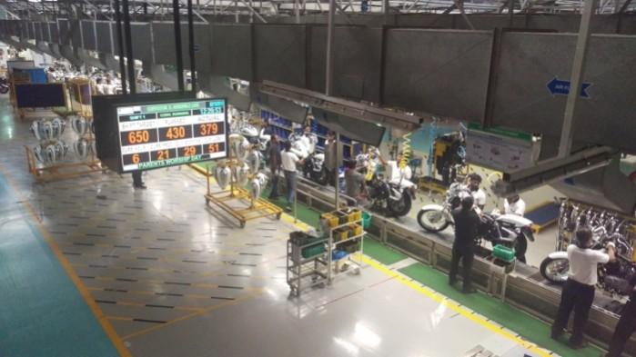 fabryka bajaj indie