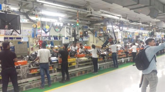 produkowanie motocykli