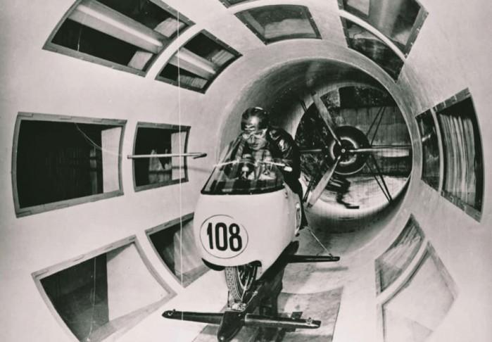 Moto Guzzi i pierwszy motocyklowy tunel aerodynamiczny