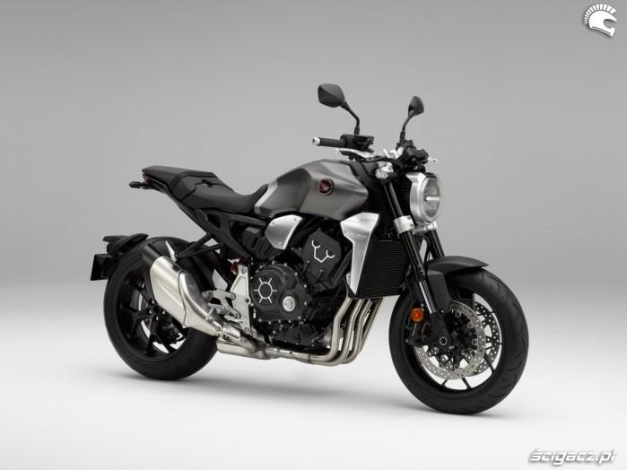 Nowa Honda CB1000R 2018