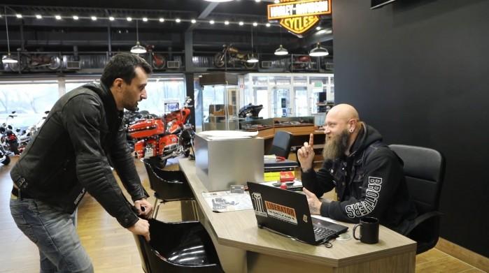 Harley Davidson Liberator