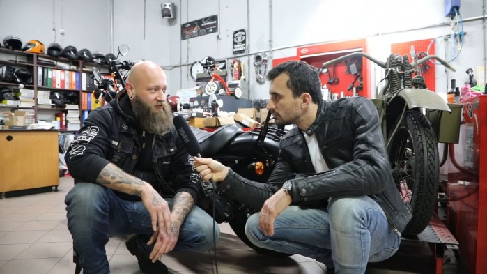 tuning i customizacja Harley Davidson