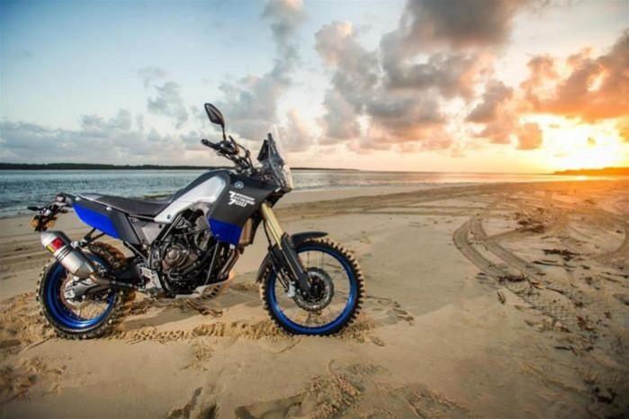 Yamaha Tenere 700 statyka