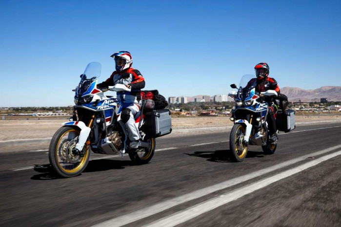 2018 Honda Africa Twin Adventure Sports CRF1000L2a 1024x682
