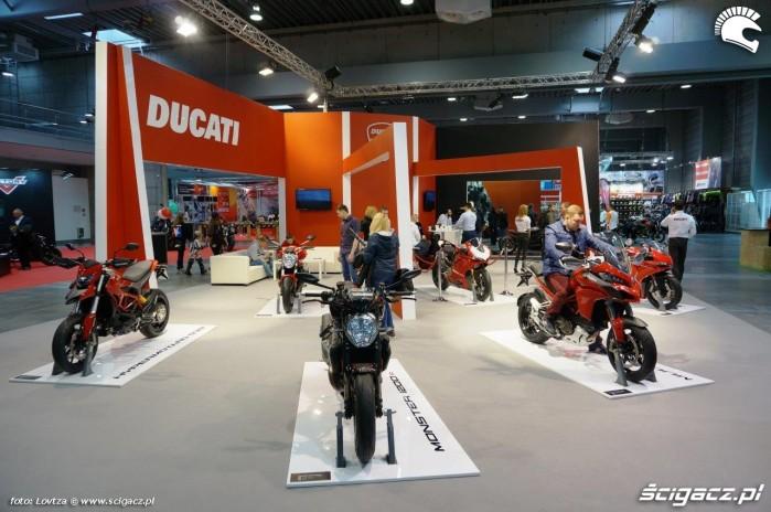 1 Motor Show Poznan 2016 Ducati