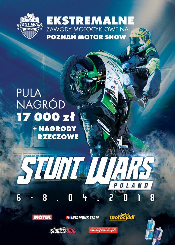 Stunt Wars Poland