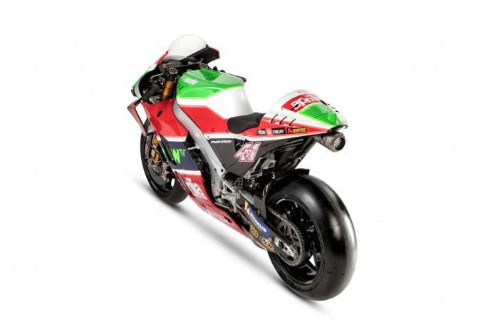 2018 Aprilia RS GP MotoGP race bike 02