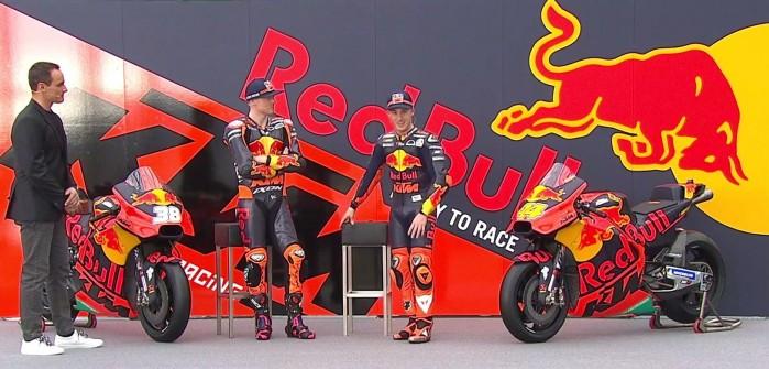 Red Bull KTM Factory Racing 2018