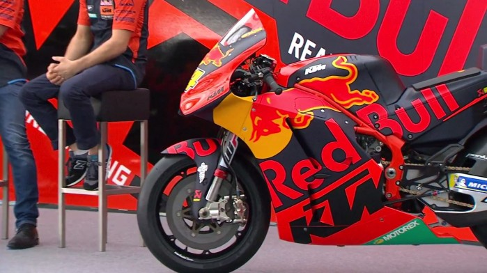 Red Bull KTM zawodnicy