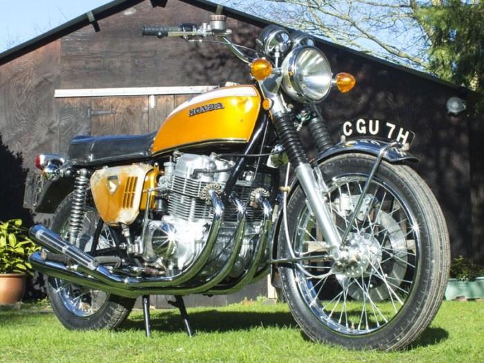 1969 Honda CB750 Prototype