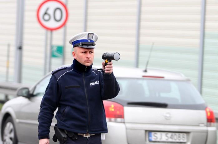 Policja Iskra 1