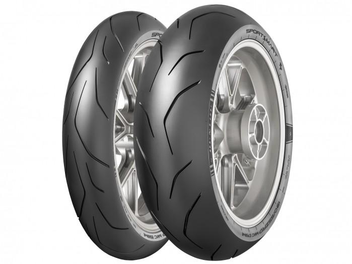 Dunlop SportSmart TT zwycieskie technologie wyscigowe na tor i droge 2