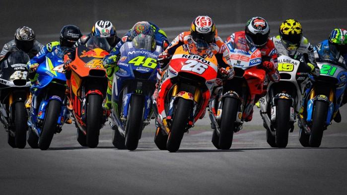 Startuje MotoGP 2018