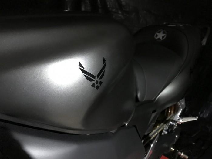 Yamaha Thundercat KrisBiker custom 02