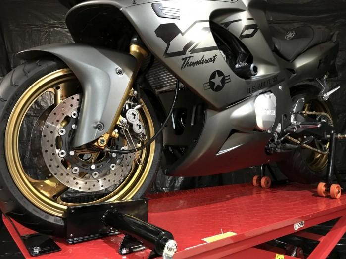 Yamaha Thundercat KrisBiker custom 08