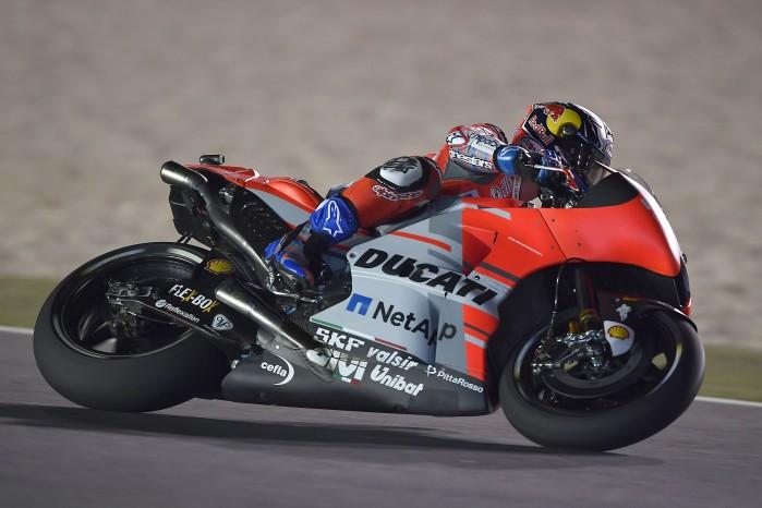 Dovizioso GP Kataru 2018