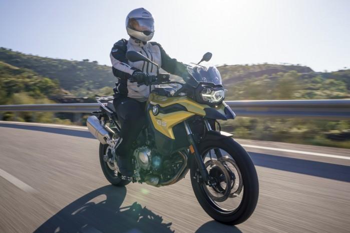 Kurtka motocyklowa Rainers Arrow akcja