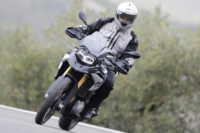 Kurtka motocyklowa Rainers Arrow test
