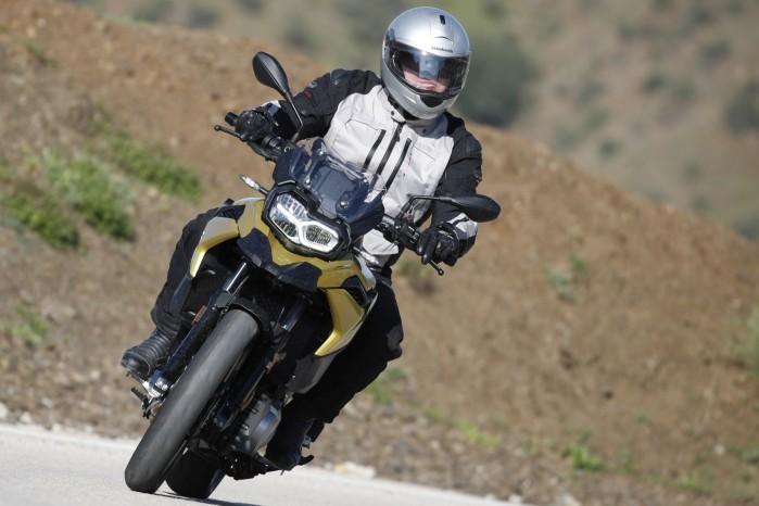 Kurtka motocyklowa Rainers Arrow w jezdzie