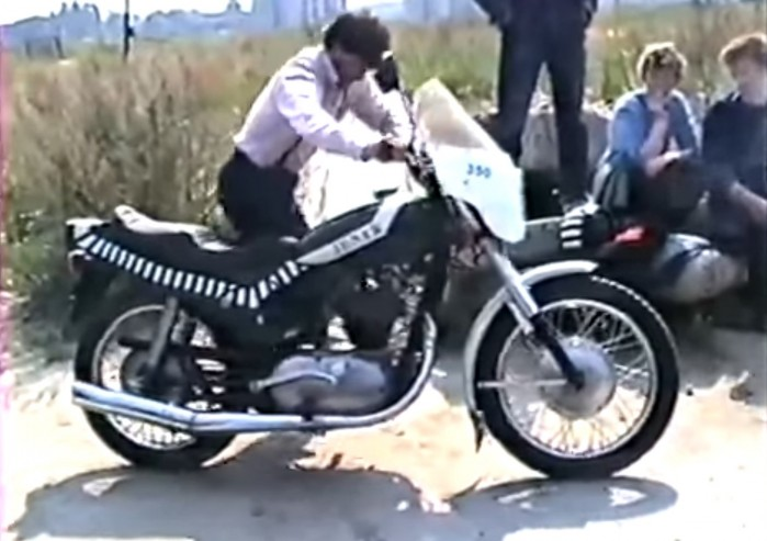 Junak Gielda motocykli w PRL 1987
