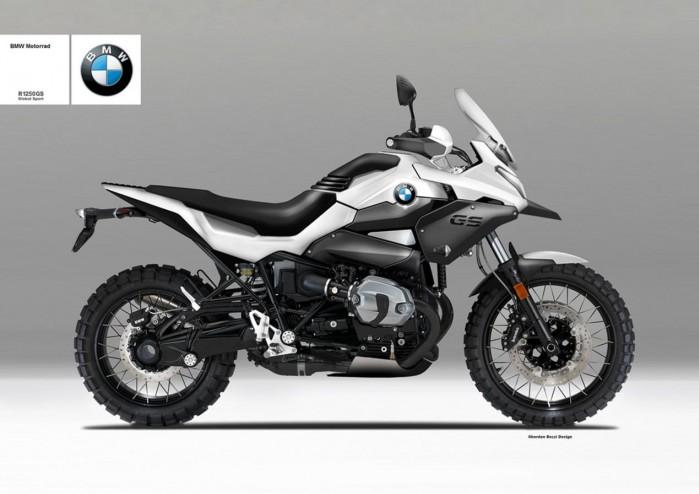 Oberdan Bezzi BMW R 1250 GLOBAL SPORT