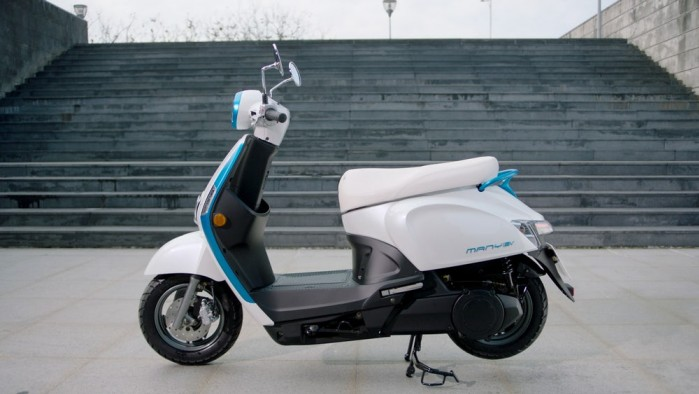 kymco 2018 ionex electric scooter 8 1