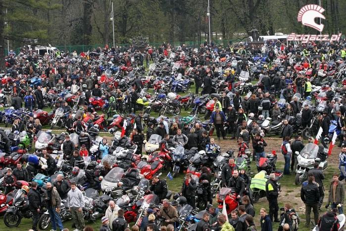 motocykle otwarcie sezonu czestochowa 2008