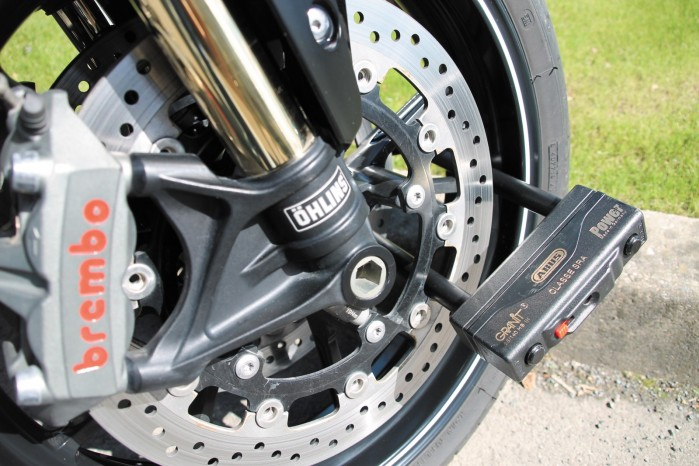 Abus Granit Power 58 motocykl