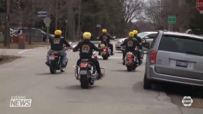 turbany na motocyklach