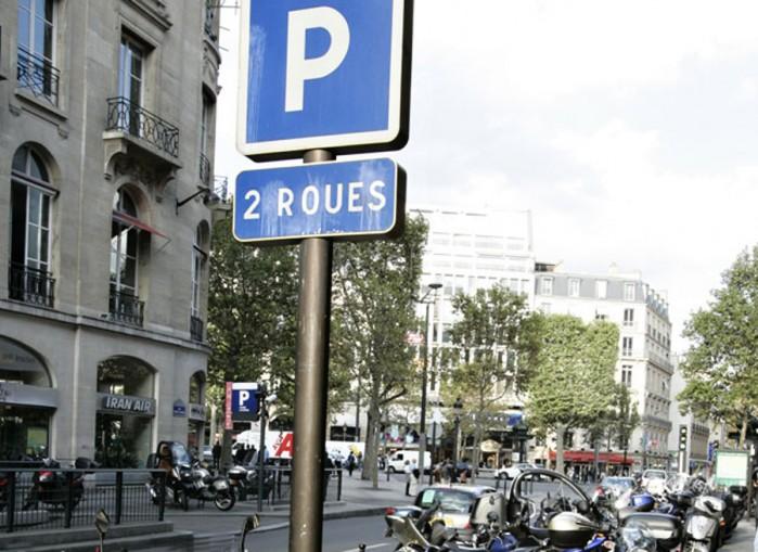 Parkowanie w Paryzu
