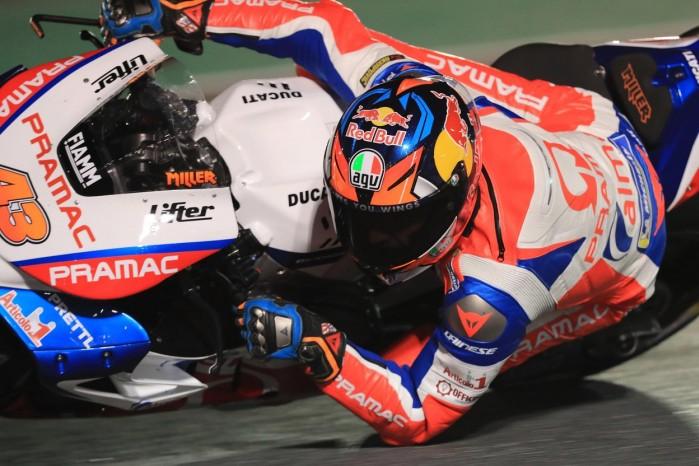 jack miller race action motogp qatar 2018 1