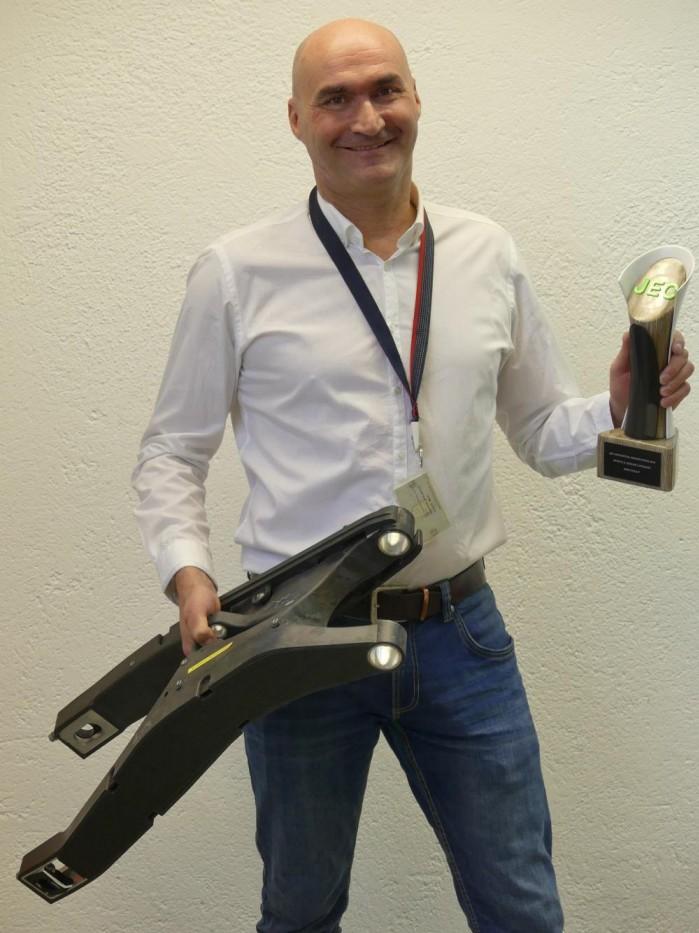 BMW Carbon nagroda JEC