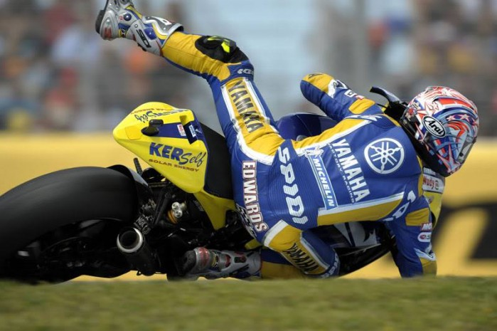 Colin Edwards Yamaha