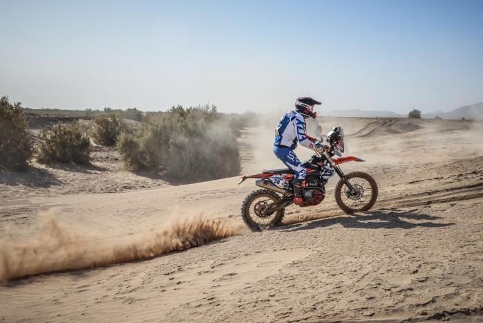 Krzysztof Jarmuz etap 1 Merzouga Rally 2018 2