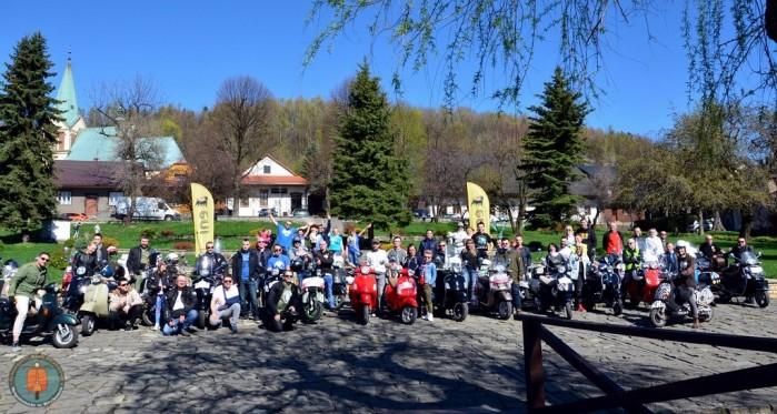 Lanckorona Rally 2018 rynek 1