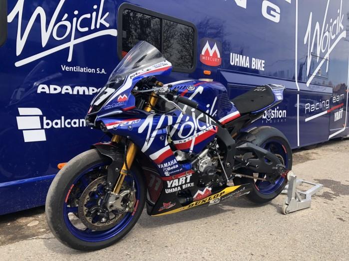 Wojcik Racing Team 5