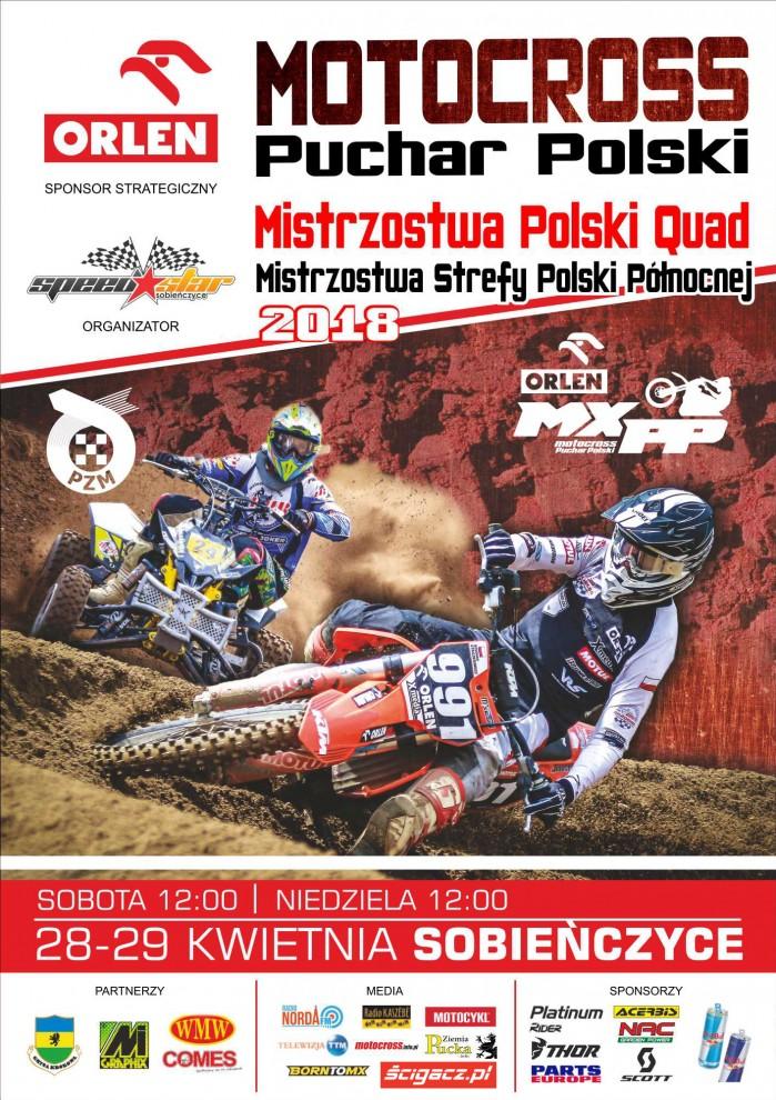 Plakat PP MX Sobienczyce