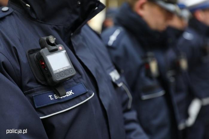 kamera osobista policja