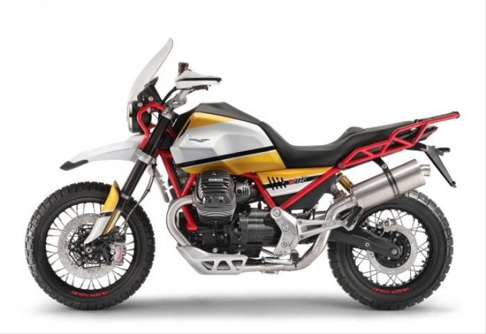 Moto Guzzi V85 08