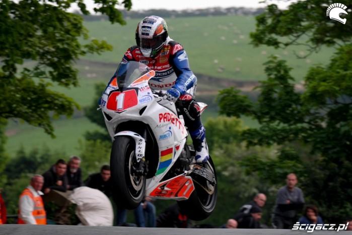 John McGuinness skok TT