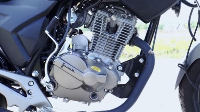 Junak RZ 125 silnik