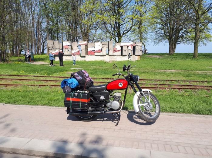 WSK 125 Westerplatte