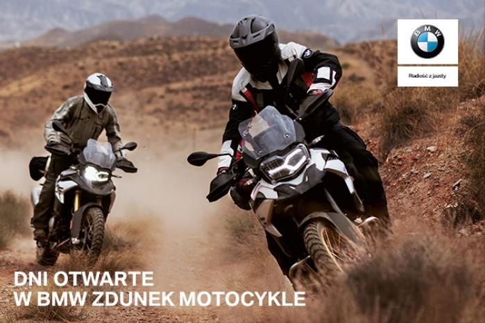 BMW Zdunek Motocykle