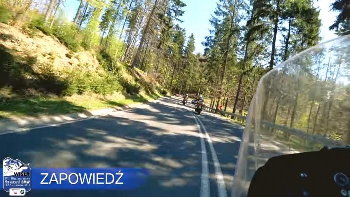 Zapowiedz XVIII Miedzynarodowego Zlotu Motocykli BMW