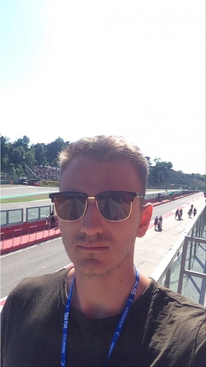Dominik Zajaczkowski Imola 2018