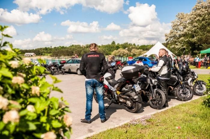 Wiosna z Ducati 2018