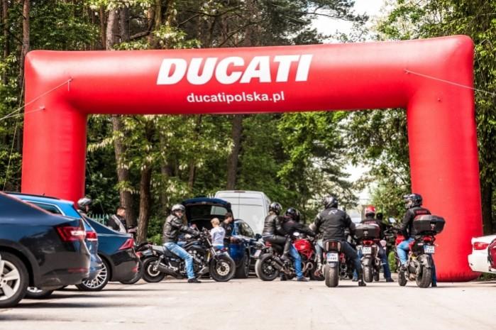 Wiosna z Ducati 2018 Kielce