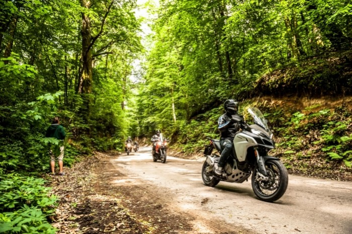 Wiosna z Ducati 2018 Multistrada