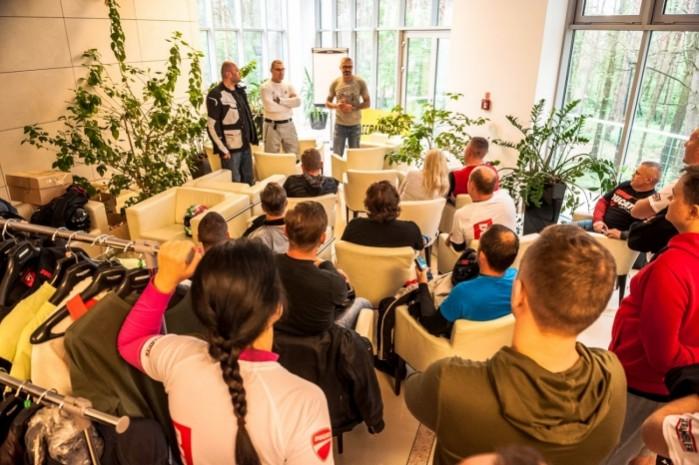 Wiosna z Ducati 2018 konferencja